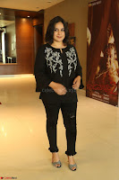 Cute Poja Gandhi in black dress at Dandupalyam 2 Movie press meet  ~  Exclusive 89.JPG
