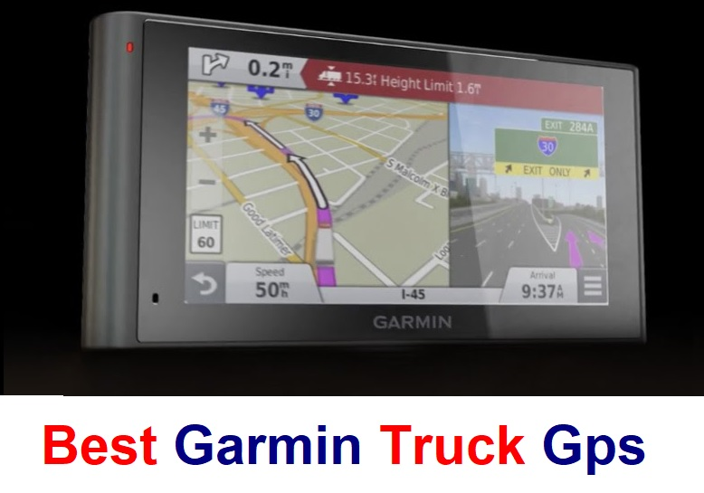 Best Garmin Truck Gps