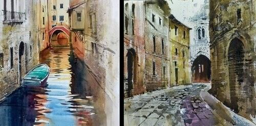00-Watercolor-Paintings-Milind-Mulick-www-designstack-co