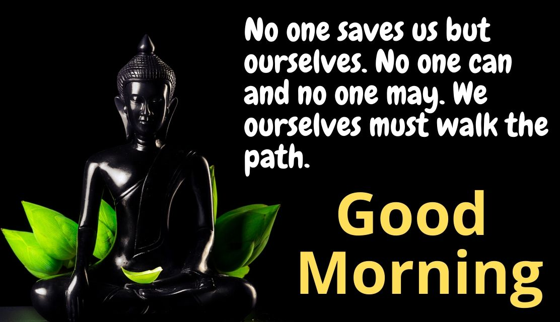 Á… Top 50 Beautiful Good Morning Lord Buddha Hd Images With Quotes