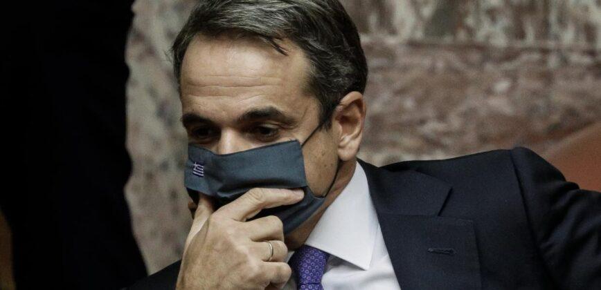 ΣΥΡΙΖΑ Ξάνθης - Το νέο lockdown  έχει ονοματεπώνυμο: «Κυριάκος Μητσοτάκης»