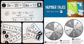 Offering choice to students in math class by giving a variety of assignments, creasing math stations and centers and playng math games.