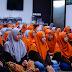 Ratusan Santri Al-Munawwir Krapyak Studi Banding di Asshiddiqiyah