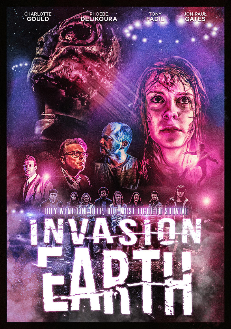 invasion earth poster