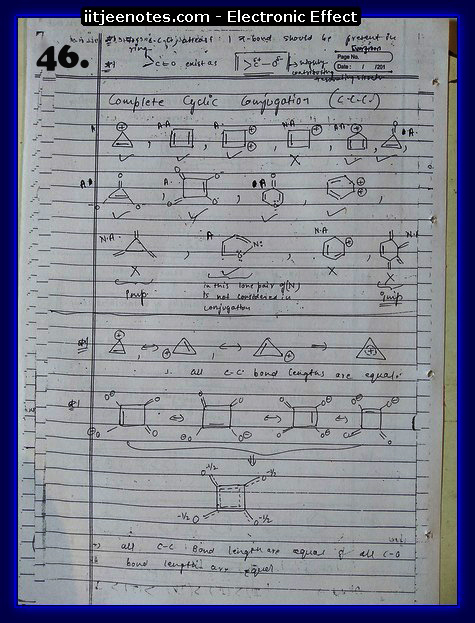 Electronic Effect chemistry1