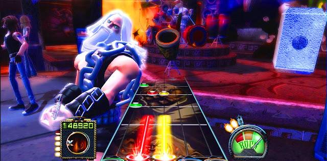 تحميل لعبة guitar hero III مضغوطة بحجم mediafire 3.28GB وبرابط 100 %
