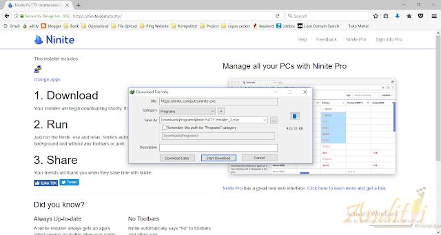 Cara Install Banyak Software Sekaligus-anditii.web.id