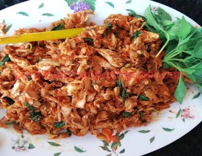 Foto Resep Pindang Tongkol Suwir Pedas Sederhana Spesial Asli Enak