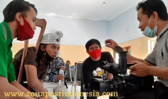 Peringati HUT Bhayangkara ke-75 Polres Jember Berikan Pelatihan Broadcasting Pada Para Disabilitas