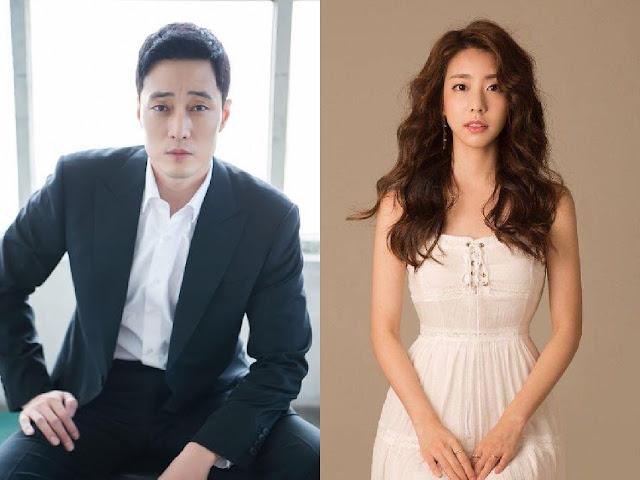 So Ji Sub Dan Cho Eun Jung Resmi Menikah, Keduanya Sepakat Tak Gelar Resepsi