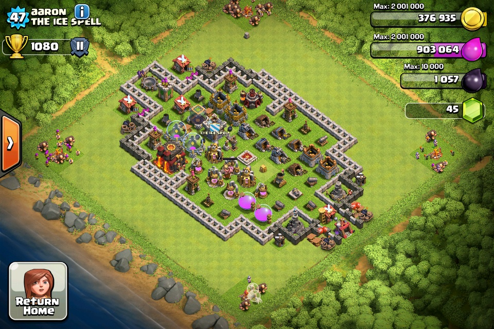 Clash Clans Hacks unlimited troops Cool Hacking tech Trick$