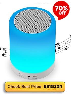 Bluetooth Speaker Lamp