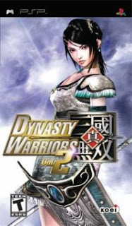 Dynasty Warriors (USA) PSP ISO