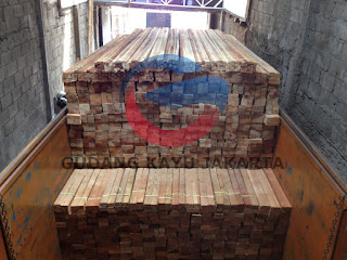 Distributor kayu bangunan di jakarta