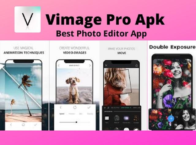 Download Aplikasi Vimage Pro Apk Terbaru