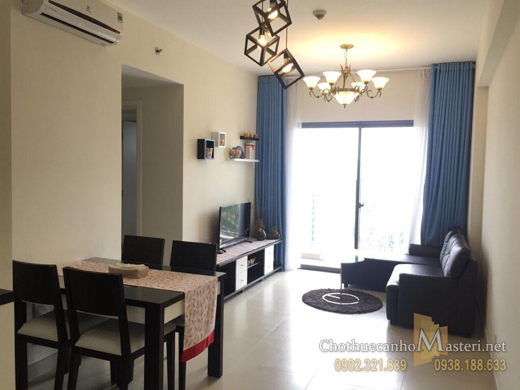 Bán căn hộ Masteri Thảo Điền 2 phòng ngủ block B tòa T1