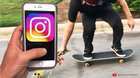 Influence instagram et skate jackspots