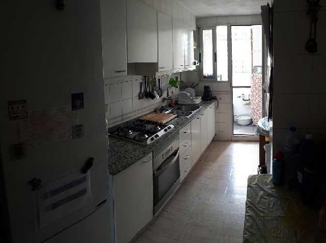 comprar piso calle pintor carbo castellon cocina