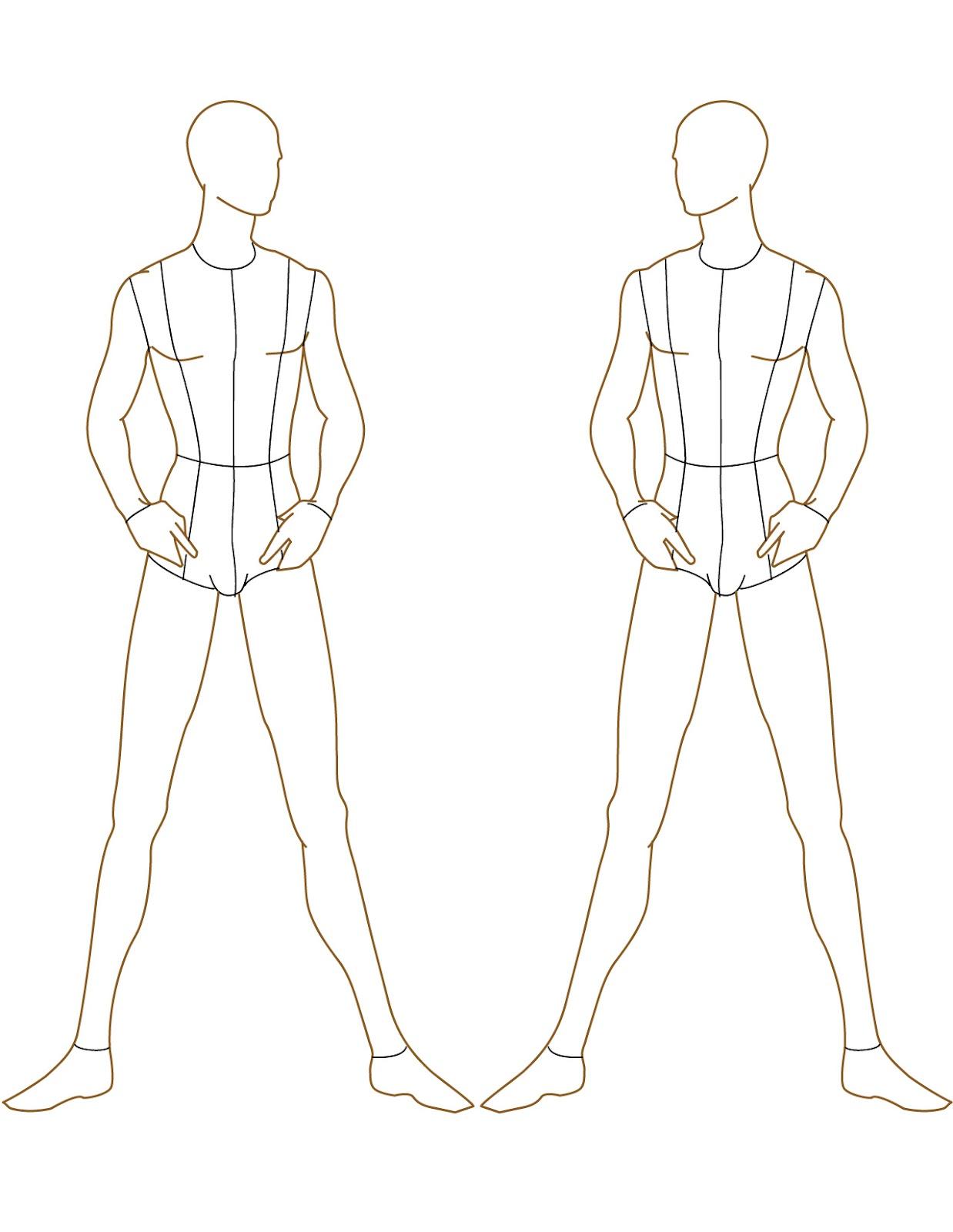fashion studio: fashion templates