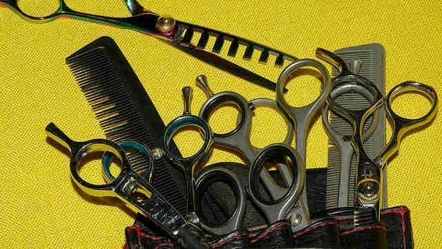 hukum potong rambut saat haid