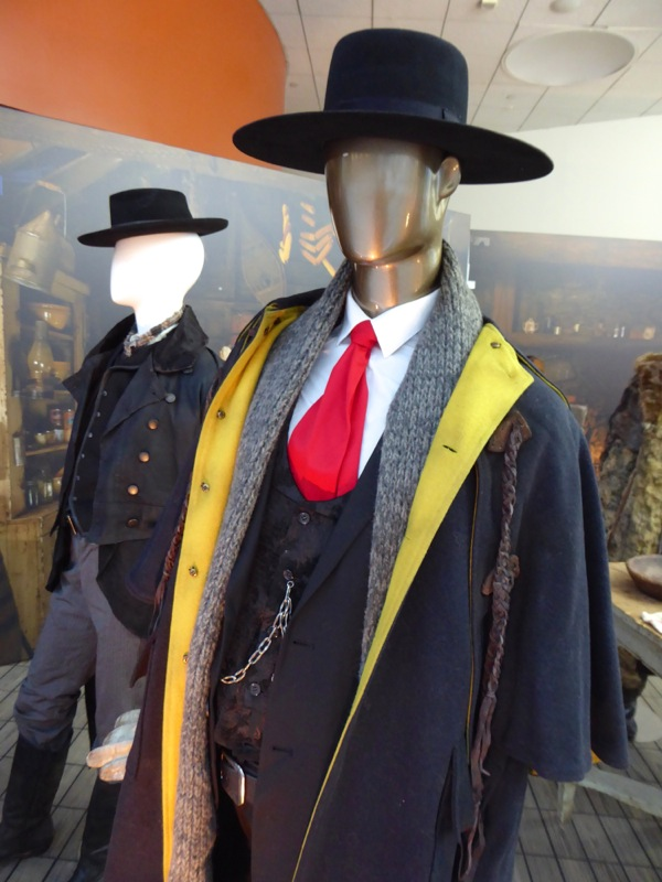 Major Marquis Warren costume Hateful Eight