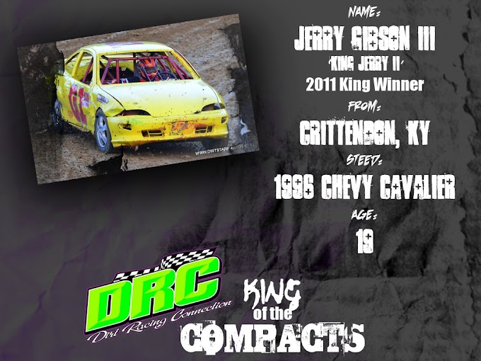 3rd Annual King of Compacts Expected Drivers Roster