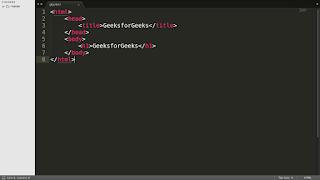 sublime text 3 merupakan teks editor yang digunakan untuk membuat laman web