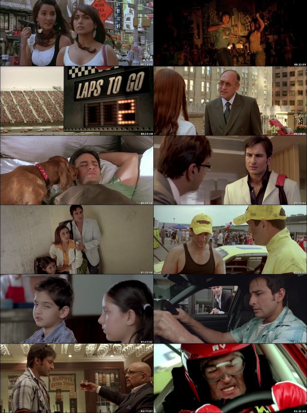 Ta Ra Rum Pum 2007 Full Hindi Movie Online Watch