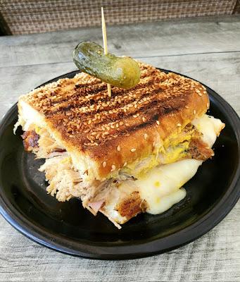Cubano Pork Sandwich