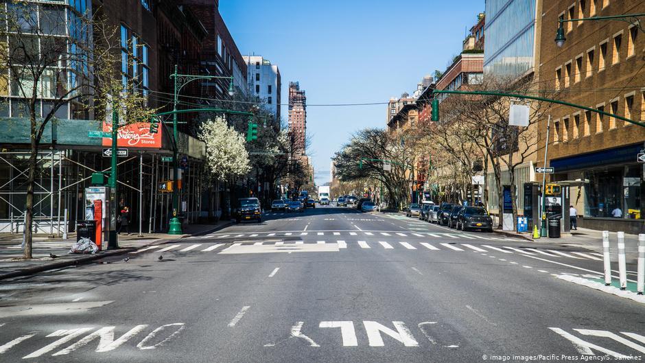 Parálisis inmobiliaria en Nueva York, caen 71% en abril los nuevos alquileres