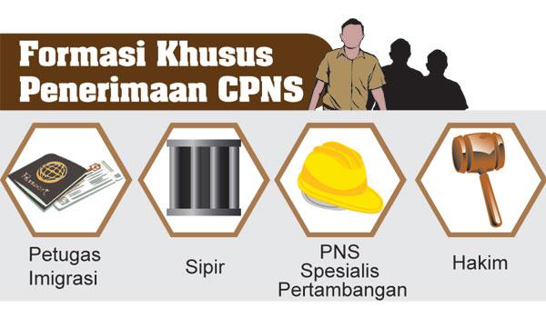 CPNS Formasi Bidang Khusus