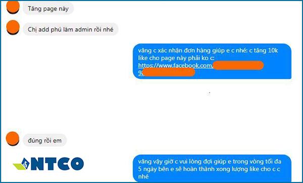 tang luot like fanpage