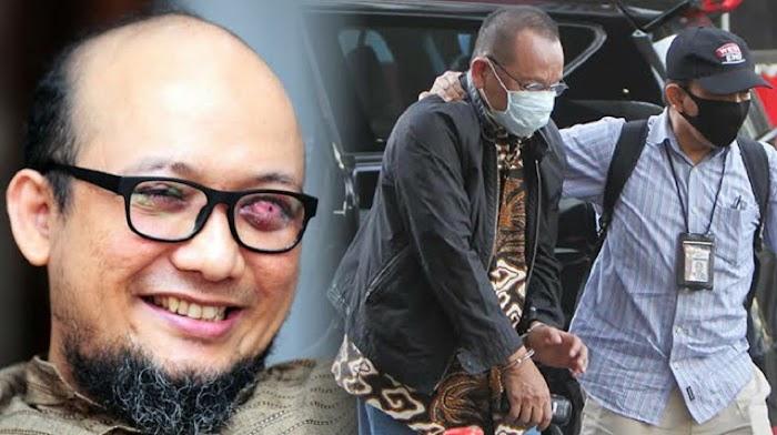 Bambang Widjojanto: Meski Mata Novel Baswedan Dirampok, Tapi Berhasil Tangkap Nurhadi