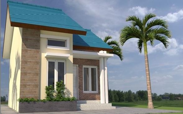 Desain Rumah Di Desa 6x8 M Jasa Desain Gambar Rumah Minimalis Online Murah Harga Terjangkau