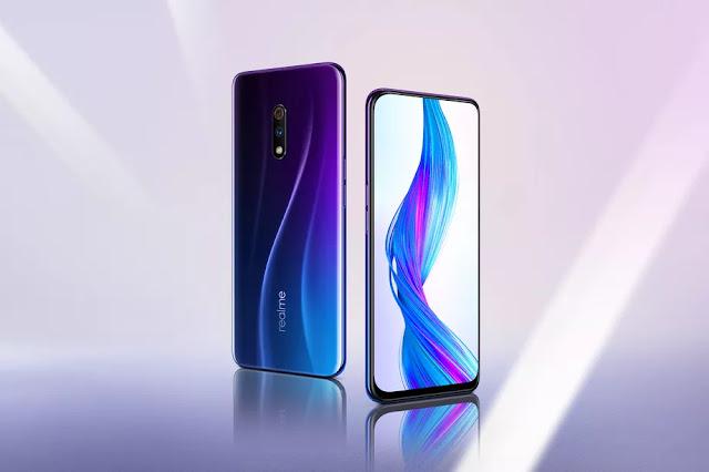 Realme تعلن عن أرخص هاتف لها مع كاميرا سيلفي منبثقة سعر و مواصفات هاتف Realme X
