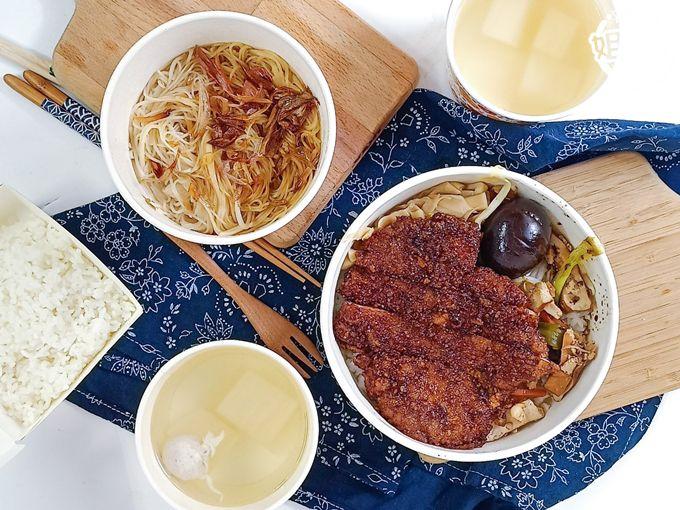 醬色染缸的豬肉勁-台北城豬腳