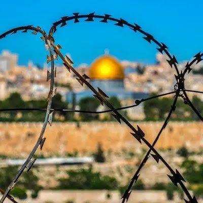 Saudara kita di Palestina dengan ruh, dengan darah mempertahankan Masjidil Aqsha. Lalu dimana kita?Dimana pemimpin kaum muslim? Dimana kalian semua? Saudara kita menangis, terluka dan tersiksa oleh kebengisan Yahudi.