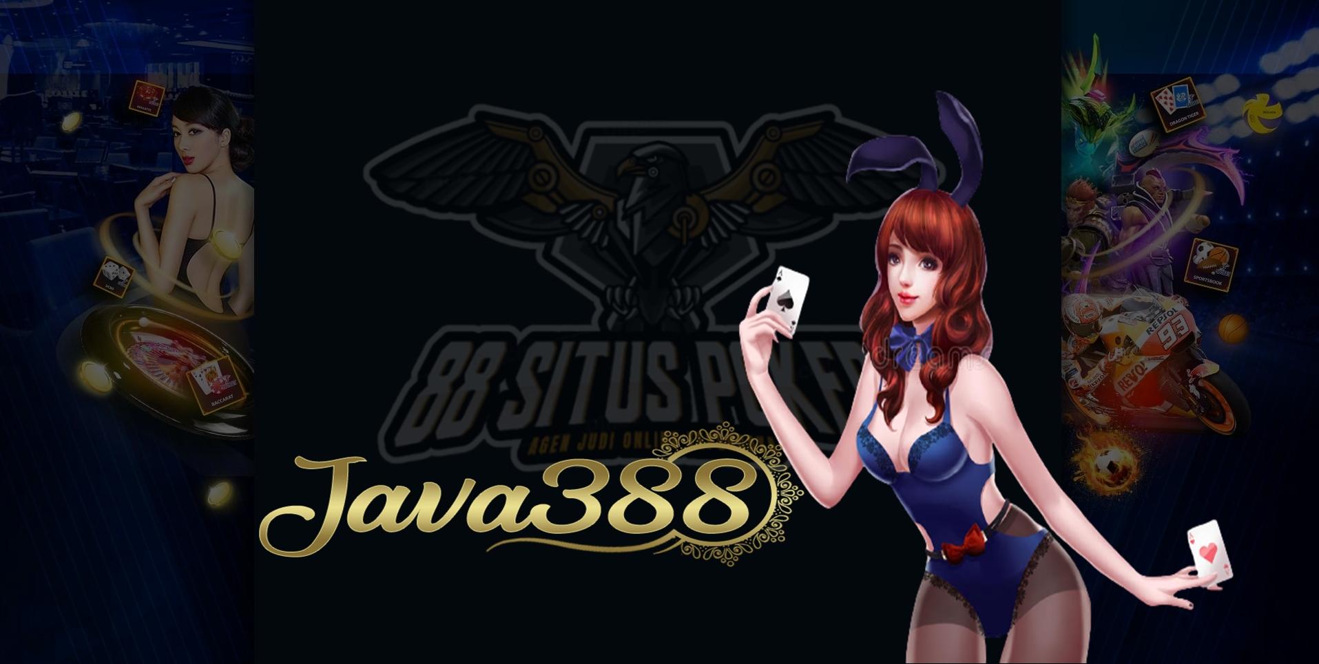 Java388 Judi Slot & Casino Online Terpercaya Asia