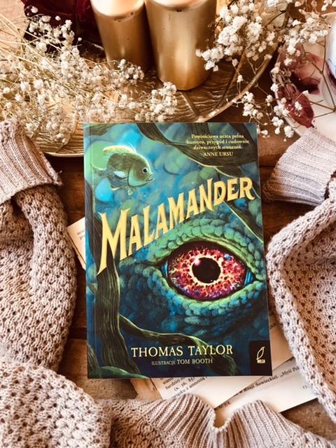 Thomas Taylor, Malamander