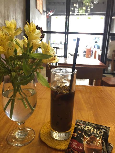 Cà phê phố, cafe phố, maccoffee, cafe phố sữa đá