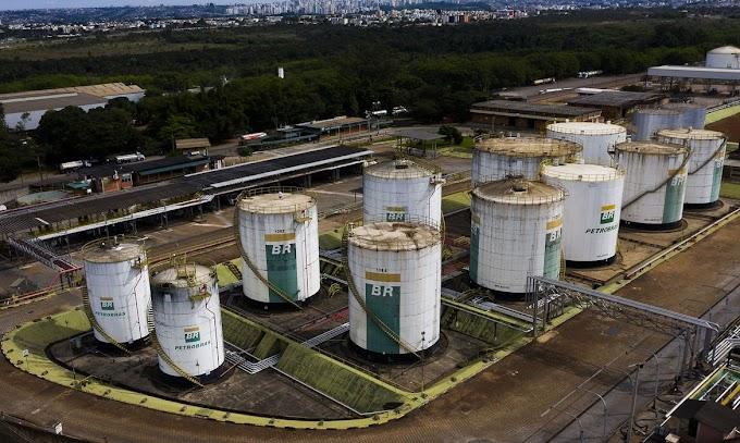 Petrobras inicia descomissionamento de plataformas antigas