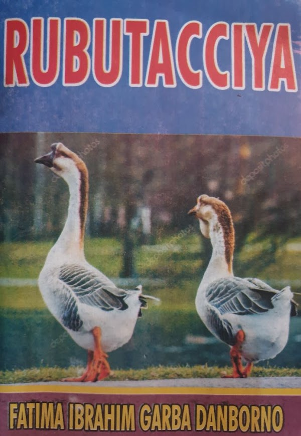 RUBUTACCIYA BOOK 1 CHAPTER 2 BY FATIMA IBRAHIM GARBA DAN BORNO