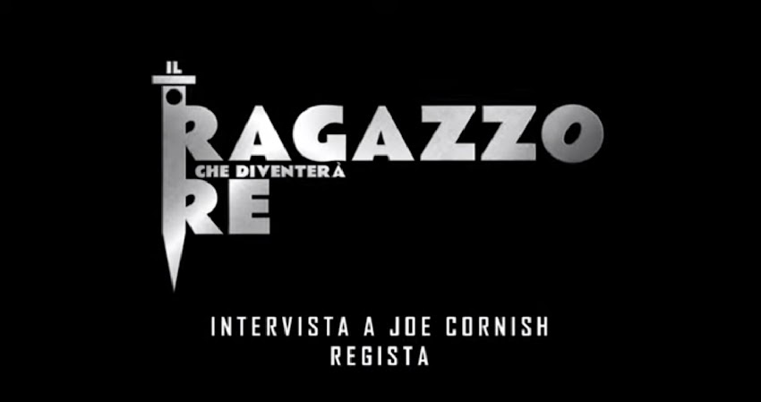 Il ragazzo che diventerà re | Intervista a Joe Cornish HD | 20th Century Fox 2019