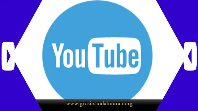 grosir sandal murah youtube