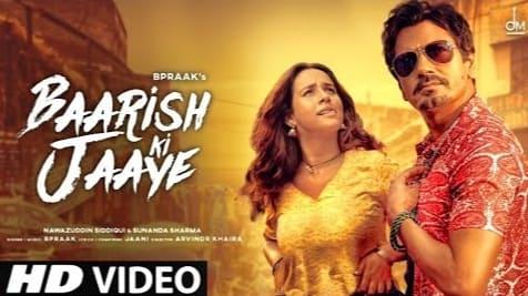 बारिश की जाए Baarish Ki Jaaye Lyrics in Hindi - B Praak