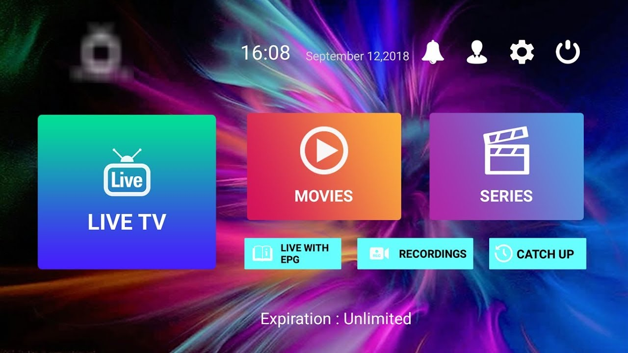 Code ACTIVATION IPTV SMARTERS HD/SD Channels list unlimited 16-6-2019
