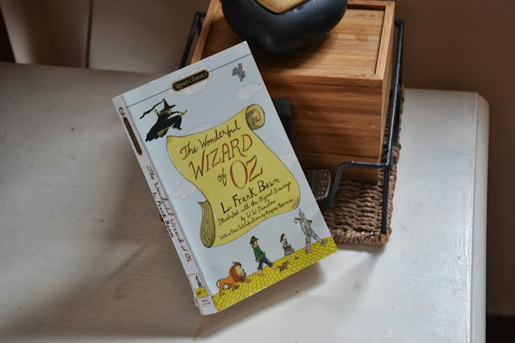 Books: The Wonderful Wizard of Oz