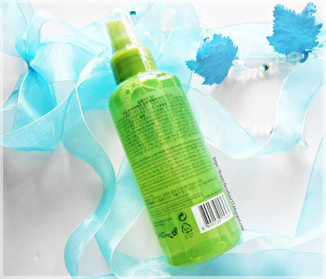Always21 Soothing & Refresh Aloe Vera 95% Soothing Mist
