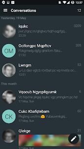 YAATA – SMS/MMS messaging v1.40.0.21108 [Premium] Apk