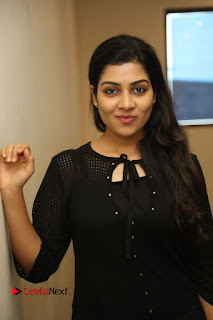 Actress Satna us Pictures at Bichchagadu Success Meet  0019.JPG